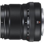 Объектив Fujifilm XF 50mm F2.0 R WR Black 16536611