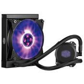 Кулер для процессора CoolerMaster MasterLiquid ML120L RGB MLW-D12M-A20PC-R1