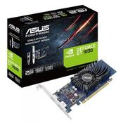 Видеокарта GeForce GT1030 2048Mb Asus GT1030-2G-BRK