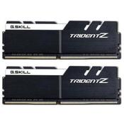 Модуль памяти для компьютера DDR4 32GB 2x16GB 4000 MHz Trident Z Black H G.Skill F4-4000C19D-32GTZKK