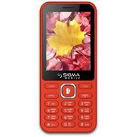 Мобильный телефон Sigma X-style 31 Power Red 4827798854730