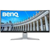 Монитор BenQ EX3501R Metallic Grey