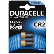 Батарейка Duracell CR2 Ultra Lithium Photo * 2 06206301401
