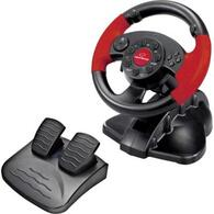 Руль Esperanza PC/PS1/PS2/PS3 Black-Red EG103