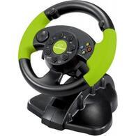 Руль Esperanza PC/PS3/XBOX 360 Black-Green EG104