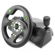 Руль Esperanza PC/PS3 Black-Green EGW101