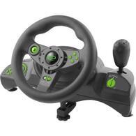 Руль Esperanza PC/PS3 Black-Green EGW102