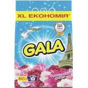 Стиральный порошок Gala Автомат Французский аромат 4 кг 8001090807243