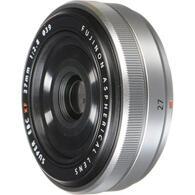 Объектив Fujifilm XF 27mm F2.8 Silver 16537718