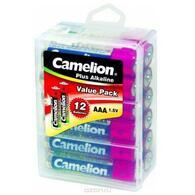 Батарейка Camelion Plus Alkaline LR03 * 12 LR03-PBH12