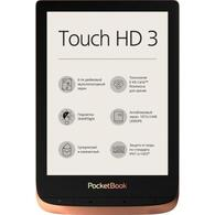 Электронная книга PocketBook 632 Touch HD 3 Spicy Copper PB632-K-CIS