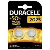 Батарейка Duracell CR 2025 / DL 2025 * 2 5003990