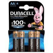 Батарейка Duracell AA Ultra Power LR06 * 4 5004805