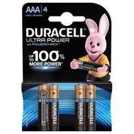 Батарейка Duracell Ultra Power AAA LR03 * 4 5004806