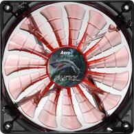 Кулер для корпуса AeroCool Shark Fan Evil Black LED
