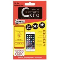 Стекло защитное DENGOS для Xiaomi Redmi Go, Full Glue, black frame TGFG-50