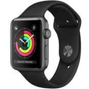 Смарт-часы Apple Watch Series 3 GPS, 38mm Space Grey ALuminium Case with Blac MTF02GK/A
