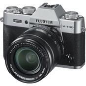 Цифровой фотоаппарат Fujifilm X-T30 XF 18-55mm F2.8-4R Kit Silver 16619841