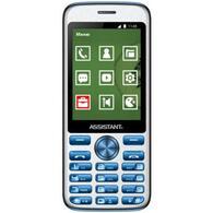 Мобильный телефон Assistant AS-204 Blue 873293012803