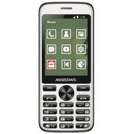 Мобильный телефон Assistant AS-204 Black 873293012797