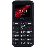 Мобильный телефон Ergo F186 Solace Black