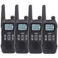 Портативная рация Agent AR-R8 Quad Pack AR-R8_4