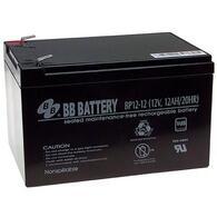 Батарея к ИБП BB Battery BP 12V - 12Ah BP12