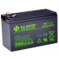 Батарея к ИБП BB Battery BC 7-12 BC7