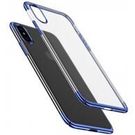 Чехол для моб. телефона Baseus iPhone XS Glitter , Blue WIAPIPH58-DW03