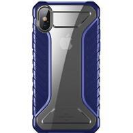 Чехол для моб. телефона Baseus iPhone XS Michelin, Blue WIAPIPH58-MK03