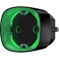 Умная розетка Ajax Socket Wi-Fi розетка с энергомониторингом черная 000012339