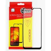Стекло защитное DENGOS Full Glue для Samsung Galaxy A20s black TGFG-79