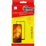 Стекло защитное DENGOS Full Glue для Xiaomi Redmi Note 8 black TGFG-83