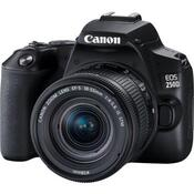 Цифровой фотоаппарат Canon EOS 250D kit 18-55 IS STM Black 3454C007