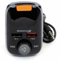 Автомобильный MP3-FM модулятор Grand-X 97GRX Bluetooth V5.0 97GRX