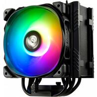 Кулер для процессора ENERMAX ETS-T50 AXE ARGB Black ETS-T50A-BK-ARGB