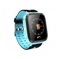 Смарт-часы GoGPS ME K13 Blue Детские GPS часы-телефон K13BL