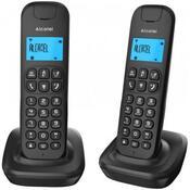 Телефон DECT Alcatel E132 Duo Black ATL1418941