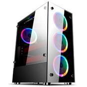Корпус 1stPlayer V6-R1 COLOR LED