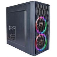 Корпус 1stPlayer D8-M-R1 Color LED