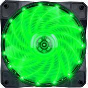 Кулер для корпуса 1stPlayer A1-15LED Green