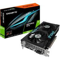 Видеокарта Gigabyte GeForce GTX1650 SUPER 4096Mb Eagle OC D6 GV-N1656Eagle OC-4GD
