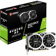 Видеокарта MSI GeForce GTX1650 4096Mb D6 VENTUS XS OC GTX 1650 D6 VENTUS XS OC