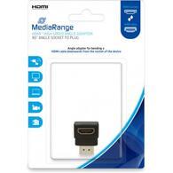 Переходник HDMI 2.0 90° MediaRange MRCS166