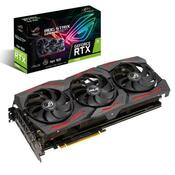 Видеокарта Asus GeForce RTX2060 6144Mb ROG STRIX EVO ADVANCED GAMING ROG-STRIX-RTX2060-A6G-EVO-GAMING