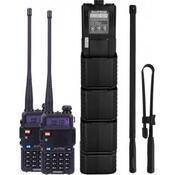 Портативная рация Baofeng UV-5RHC Tactical Black UV-5RHC_Tactical_Black