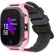 Смарт-часы Discovery iQ3600 Camera LED Light Pink Детские смарт часы-телефон трек iQ3600 Pink