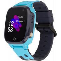 Смарт-часы Discovery iQ4600 Camera Blue Детские смарт часы-телефон трекер iQ4600 Blue