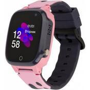 Смарт-часы Discovery iQ4600 Camera Pink Детские смарт часы-телефон трекер iQ4600 Pink