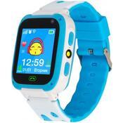 Смарт-часы Discovery iQ4800 Camera LED Light Blue Детские смарт часы-телефон трек iQ4800 Blue